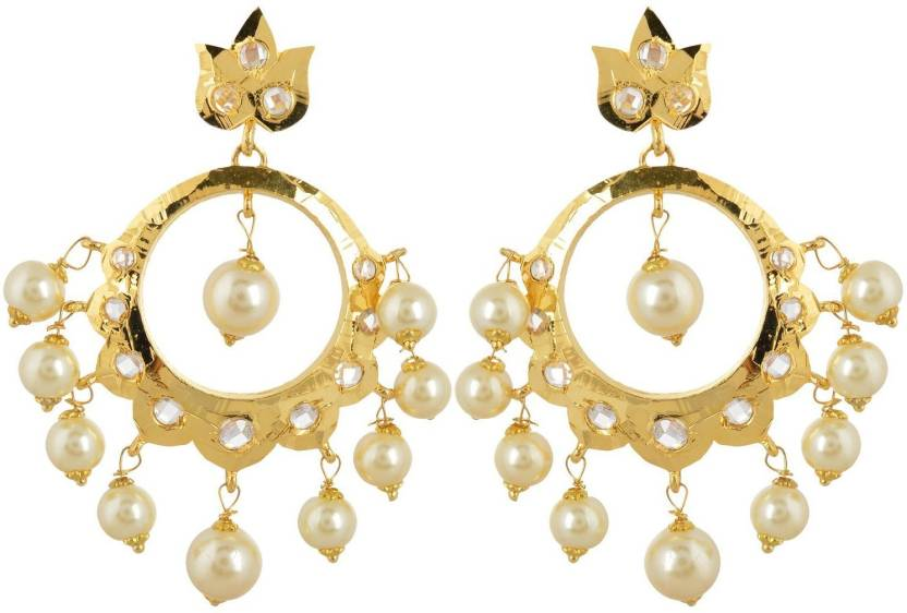 GOLDEN PEARL CHAND BALIS