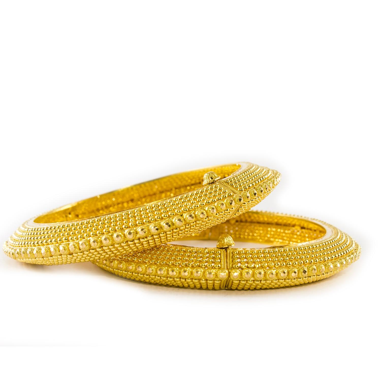 GOLD FORMING KANGANS